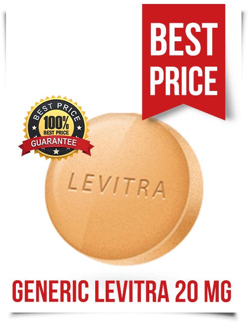 Buy Cheap Generic Levitra Online Vardenafil 20mg Tabs
