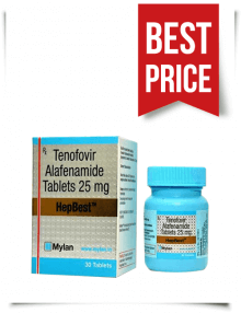Buy HepBest Online Cheap Generic Vemlidy at Best Cost