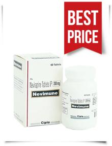 Buy Indian Nevimune Tablets Online Generic Viramune