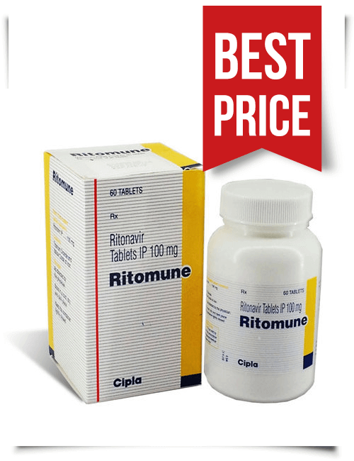 Buy Ritomune Tablets Online from India Generic Norvir
