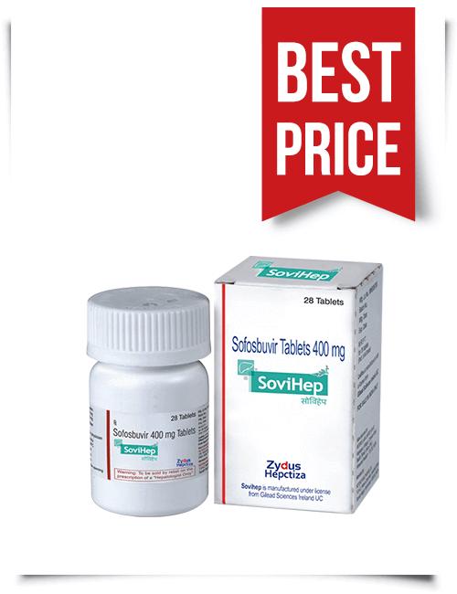 Buy SoviHep Sofosbuvir 400 mg Online Generic Sovaldi