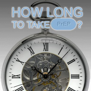 How long to take PrEP
