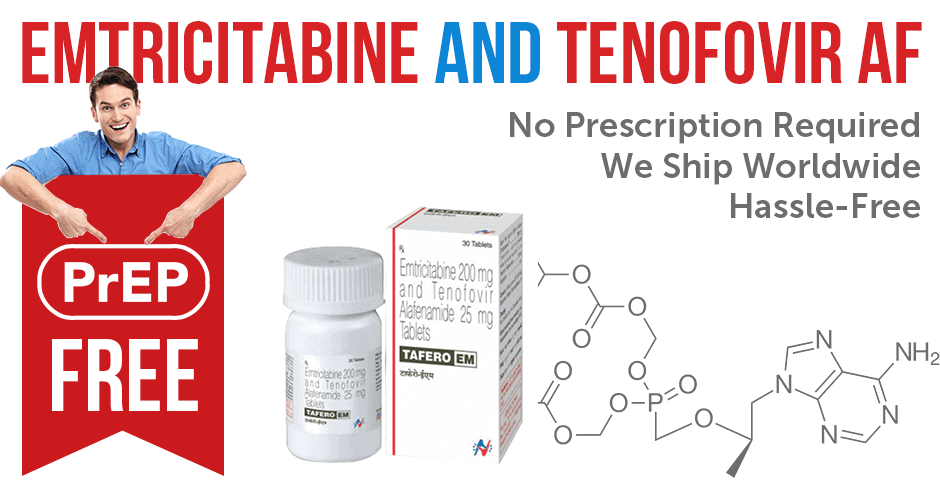 Purchase tenofovir AF and emtricitabine generic tablets