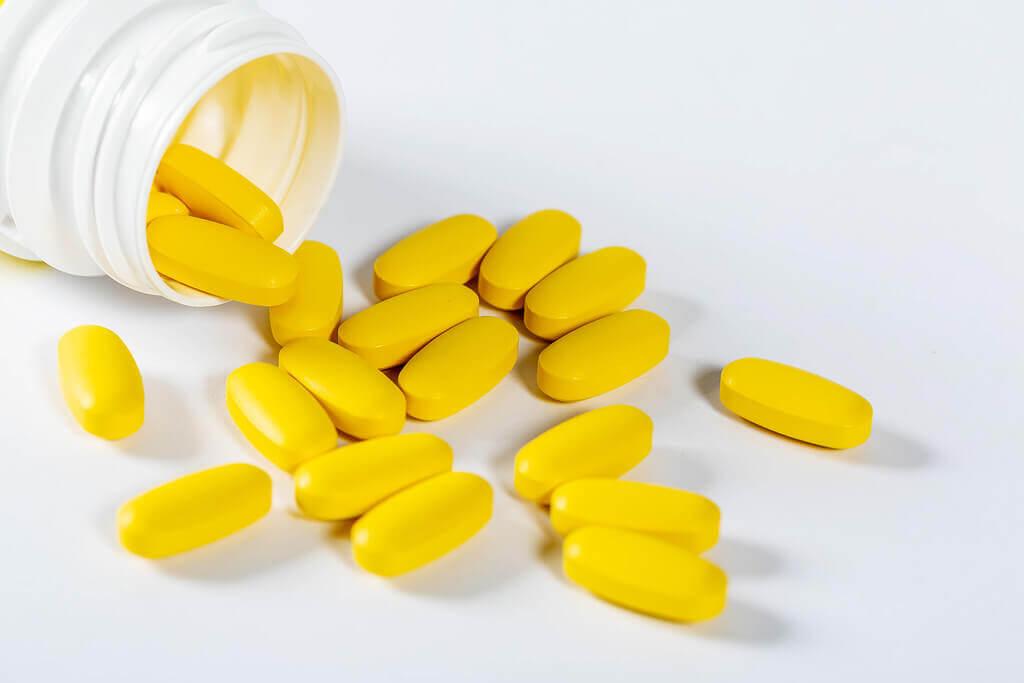 Hepatitis pills