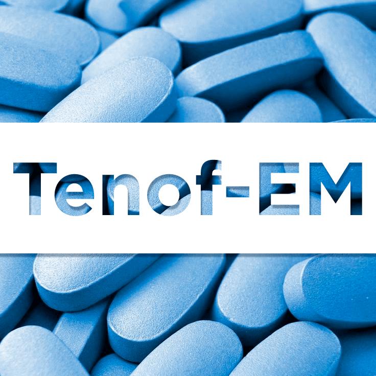 Tenof-EM drug