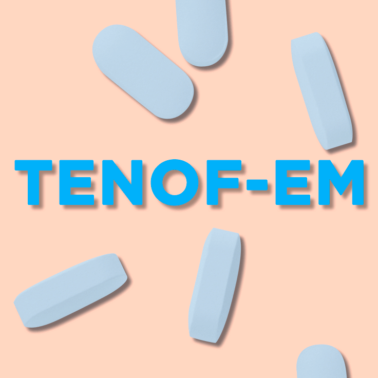 Tenof-EM medication