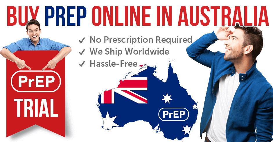 Buy quality meds for PrEP in Australia