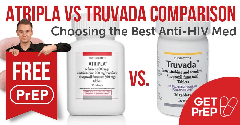 Choosing the Best Anti-HIV Med: Atripla Vs Truvada