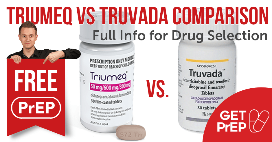 Triumeq Vs Truvada: Full Information for Drug Selection