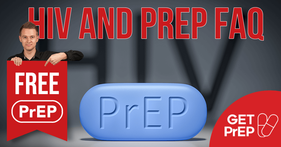 Frequently Asked Questions About HIV and PrEP