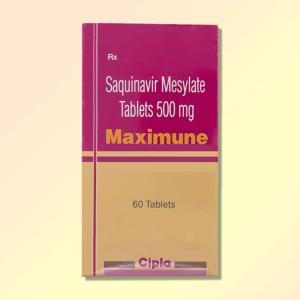Maximune 500 mg tablets