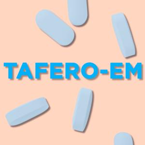 Tafero-EM PrEP HIV drug