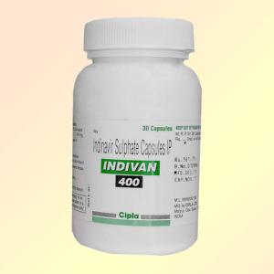 Indivan capsules